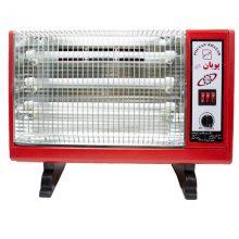 بخاری برقی فن دار پویان خزر کد 2500